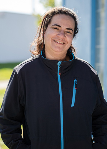 Yasmina Oumezdi