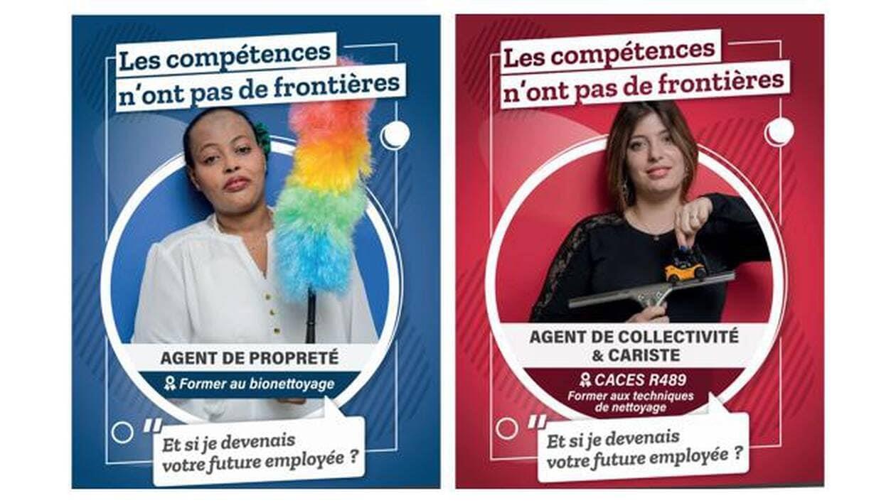 «Cholet. Régie de quartier : le grand saut publicitaire pour cinq salariés en quête d'emploi»